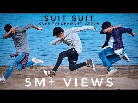 Suit Suit Karda | Hindi Medium | Guru Randhawa and Arjun | Hip-Hop Dance | Choreography by Shishir