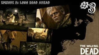 The Walking Dead - Episode 3 - Gameplay Walkthrough - Part 3 - WHO IS KILLING US (Xbox 360/PS3/PC)