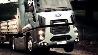 Yeni Model Ford Tır'ın Reklam Filmi