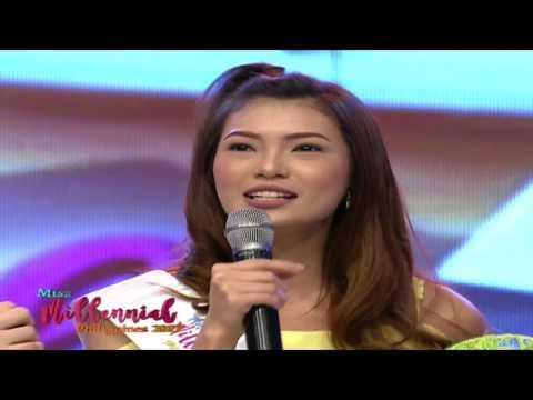 Miss Millennial Pangasinan | August 7, 2017