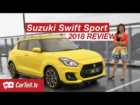 2018 Suzuki Swift Sport Review | CarTell.tv