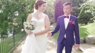 Henriette & Dennis wedding