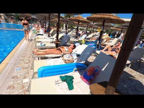 GREECE 2020, KOS, HOTEL BLUE LAGOON RESORT - KOS