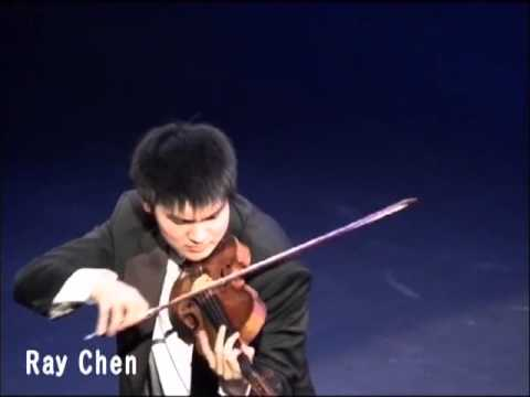 Ray Chen - Bach - from Partita No.1 in B minor BWV 1002 - Sarabande, Double, Bourree, Double