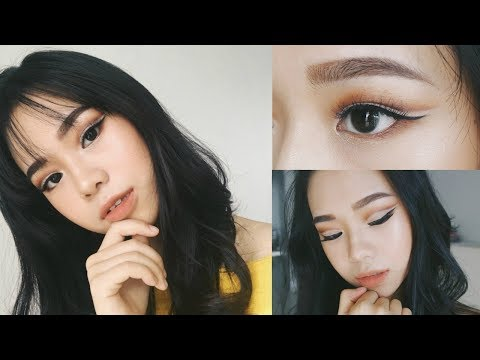 Chic Cut Crease Makeup using NEW Favourite Products