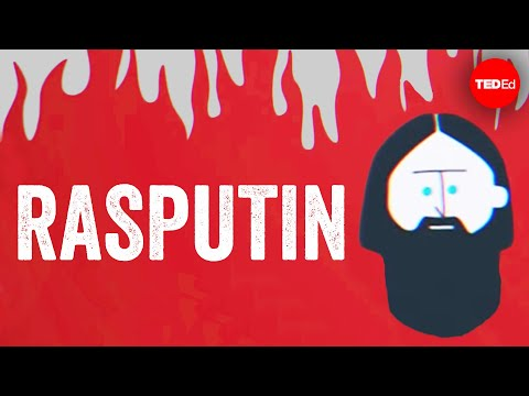 The mysterious life and death of Rasputin - Eden Girma