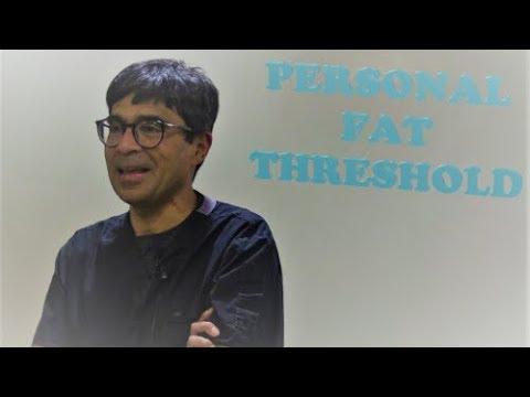NADIR MIR ALI   PERSONAL FAT THRESHOLD