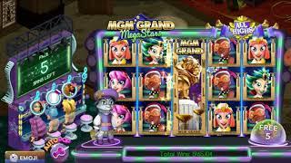 Pop slots!! MGM Grand!!!