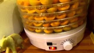 видео Как сушить фрукты в домашних условиях
