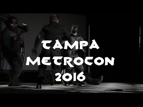 MetroCon 2016 Super Comedy Show @ Tampa Convention Center