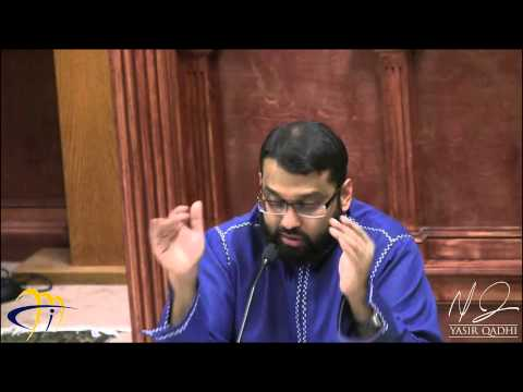 The Rise & Fall of the Muslim Ummah and the Printing Press - Dr. Yasir Qadhi | 4th January 2012