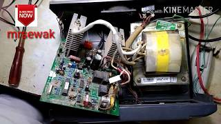 Microtek inverter का यह falut आम आदमी भी दूर कर सकता है