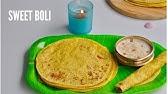 Paruppu Poli Recipe / Sweet Poli Recipe in Tamil