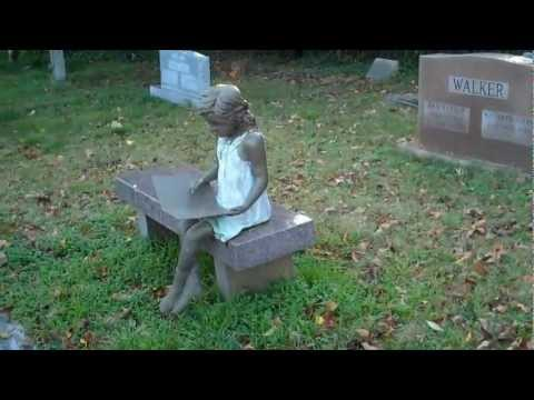 Unusual Gravestones at Hollywood Cemetery