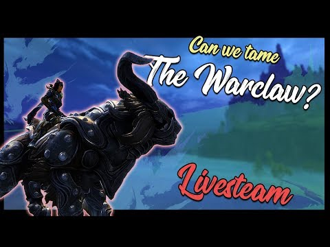Guild Wars 2 - The Warclaw! Can we tame it? | LIVESTREAM VoD