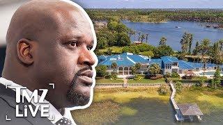 Shaq's Selling His Massive Florida Palace | TMZ Live