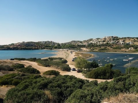 Destination: Anavyssos, Athens Riviera, Greece. VD 91. (Land, Hotels for Sale)