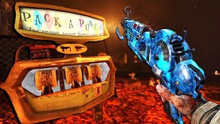 'TOWN' PACK A PUNCH ALL GUNS OR I RESET MY STATS!! (Black Ops 2 Zombies)