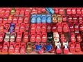85 Lightning McQueen Complete Cars Collection