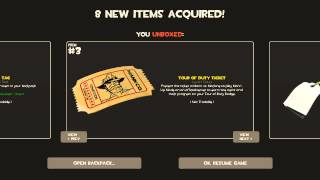 Team fortress 2 - Free 8 Items - Gift-Stuffed Stocking 2014