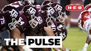 Fresh off the bye week, pulse brings you all action from halloween night as aggies faced against arkansas razorbacks. we also spotlight t...