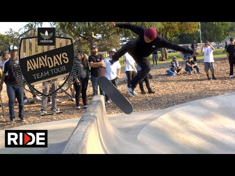Daewon Song, Dennis Busenitz & More - Adidas Demo LA