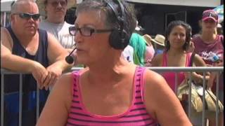 Shirley Muldowney Paul Page Interview Indy US Nationals 2013