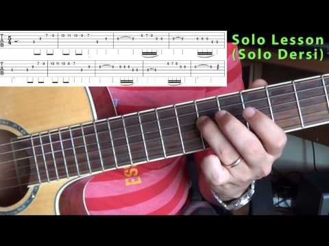 Take Five Guitar Lesson ( Chord & Solo )