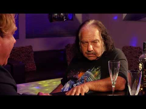 IS THIS THE FUNNIEST INTERVIEW EVER? JENSEN AND A SLEEPY RON JEREMY
