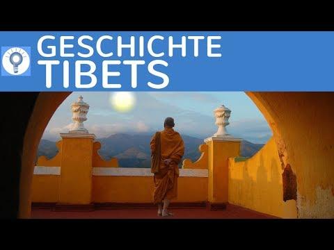 Die spannende Geschichte Tibets - eine der ÄLTESTEN Kulturen der WELT - Allgemeinwissen
