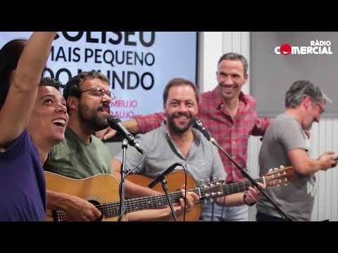 Rádio Comercial - Zambujo e Araújo ao vivo - Romaria das Festas de Santa Eufémia