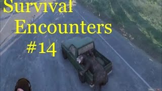 H1Z1 PEE PARTY AND RUSSIAN BEARS! Survival Encounters #14