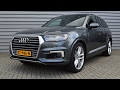 Audi Q7 € 10.535,- demo voordeel E-tron Sport Edition 3.0 TDI 374pk quattro Tiptronic 15% BIJTELLI