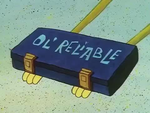Spongebob Squarepants - Ol' Reliable - YouTube