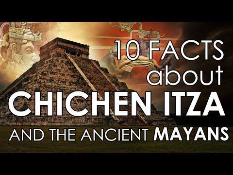 Chichen Itza and the Maya - 10 facts | History Hamster
