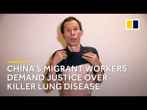 The killer lung disease behind the forgotten human cost of China Shenzhen's economic miracle