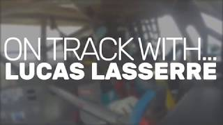 On track with Lucas Lasserre | NASCAR GP ITALY