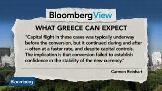 What Greece Can Expect: Carmen Reinhart
