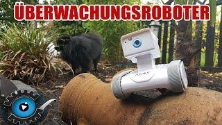 Überwachungskamera der Zukunft? Home Security Rover Review/Test