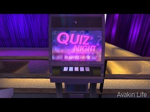 Quiz Night - Avakin Life Beta