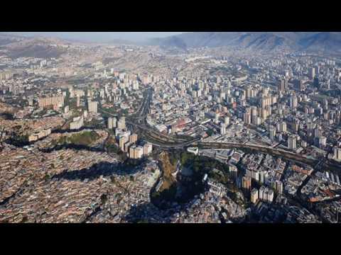 Caracas, capital of Venezuela, urban spirit, excellent food, art , bustling nightlife.