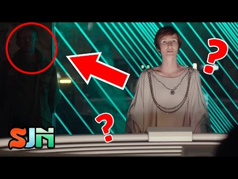 Rogue One: 21 Easter Eggs You Need to Know...