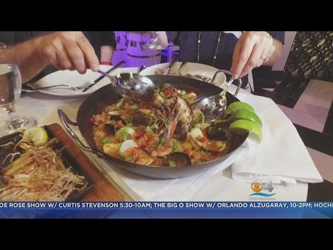 Taste Of The Town: Dig Into Latin Favorites At The Estefan Kitchen