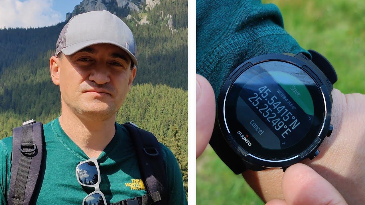 "Cel mai ""tare"" smartwatch sport - Suunto 9 - REVIEW Complet"