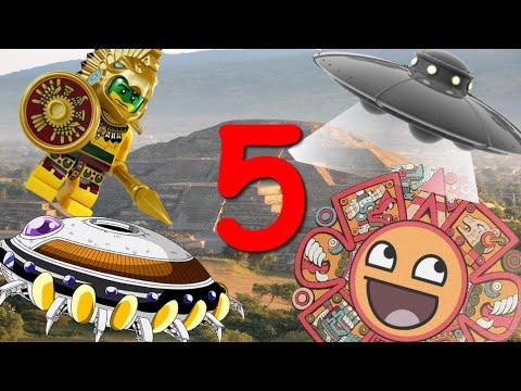 5 Curiosidades y Misterios de Teotihuacan. (Ciudad de los dioses)