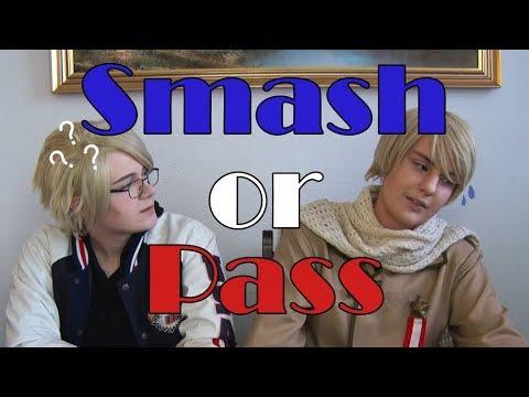 [APH] SMASH OR PASS - RUSSIA Vs AMERICA