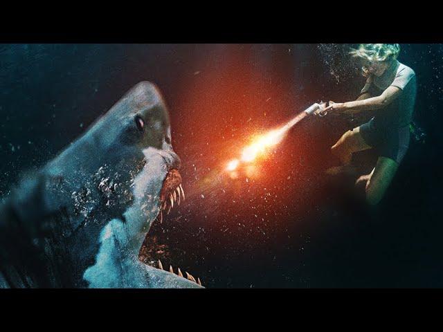 GREAT WHITE (2021) Official Trailer (HD) KILLER SHARK