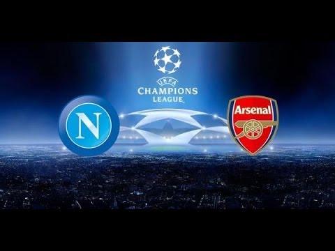 Наполи - Арсенал [FIFA 14] Лига чемпионов 6 тур