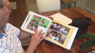 Shutterfly photo book 8X11 review