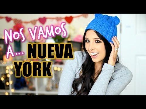 95d825778 Nos vamos a... NUEVA YORK!! Ayudame a vestir! - YouTube